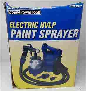 Chicago Electric HVLP Paint Sprayer
