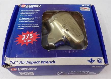 "Campbell Hausfeld 1/2"" Air Impact Wrench"