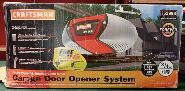 Craftsman Garage Door Opener System