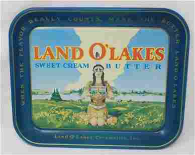 Land O'Lakes Sweet Cream Butter Tray