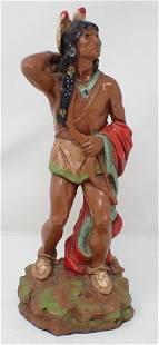 Resin Indian Sculpture