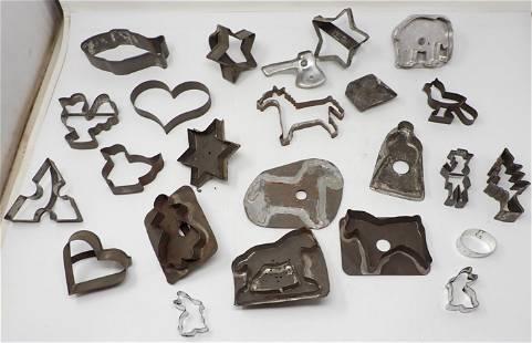 Antique & Vintage Cookie Cutters