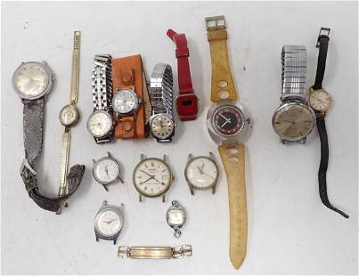 Lucerne Timex Topsall Watches