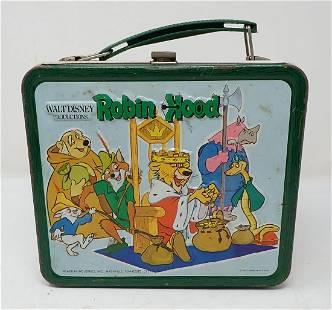 Walt Disney Robin Hood Lunchbox