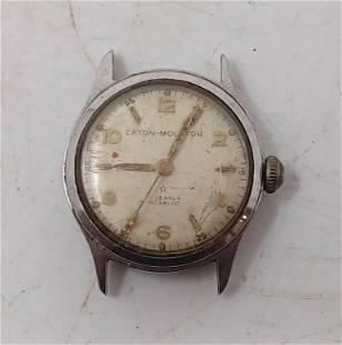 Eaton Moulton Wristwatch