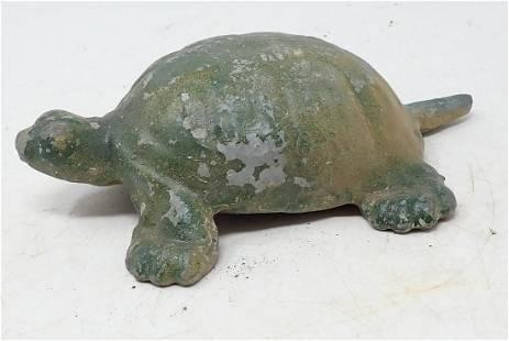 Lead Turtle
