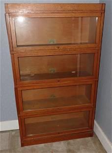 Globe Wernicke Stack Bookcase