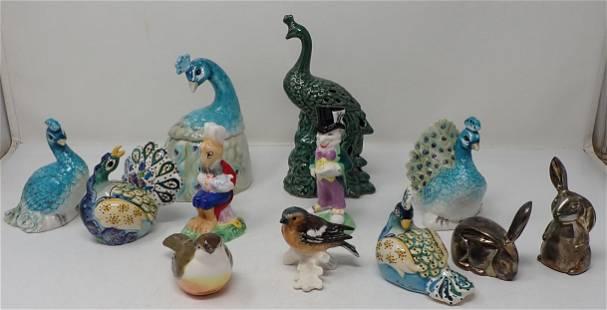 Salt & Pepper Shakers Misc Figurines