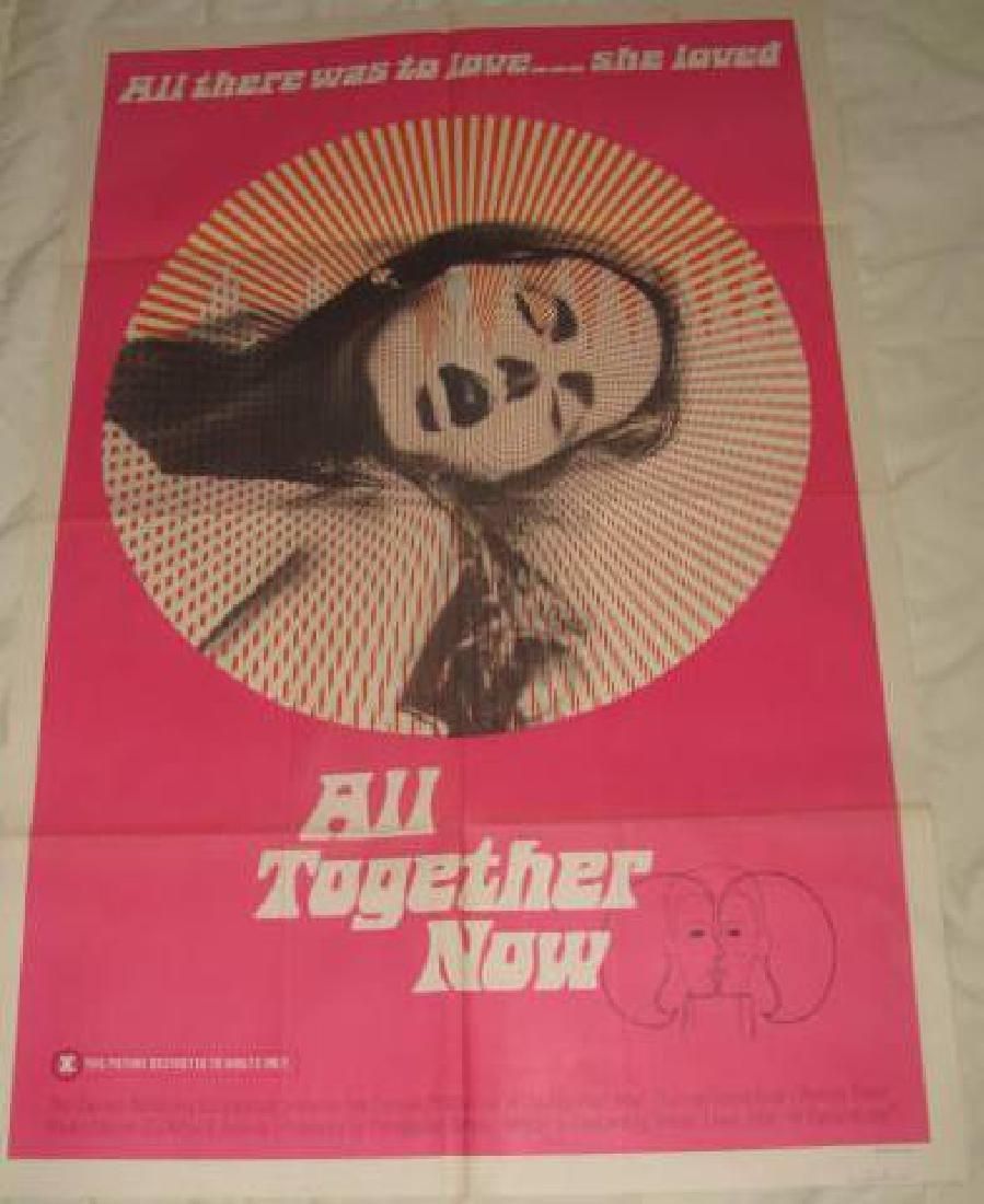 All Together Now Cileste Elsar Adult Poster