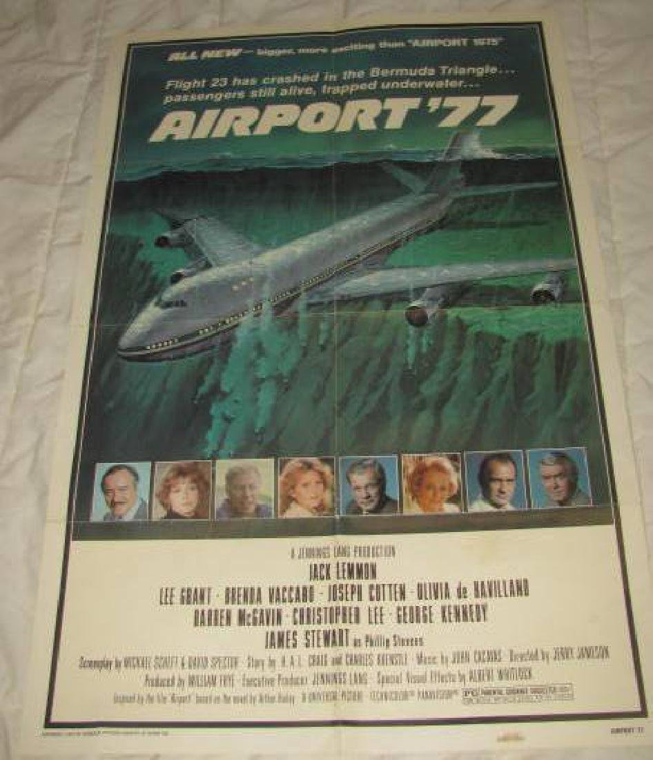 Rapport '77 1977 Poster
