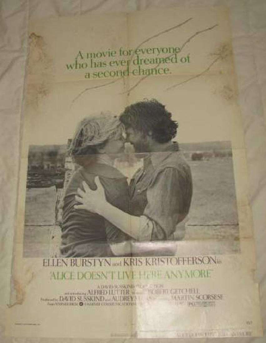 ALICE DOES NOT LIVE HERE ANYMORE MOVIE POSTER