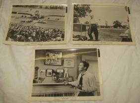 3 Movie LOBBY CARDS PHOTOS