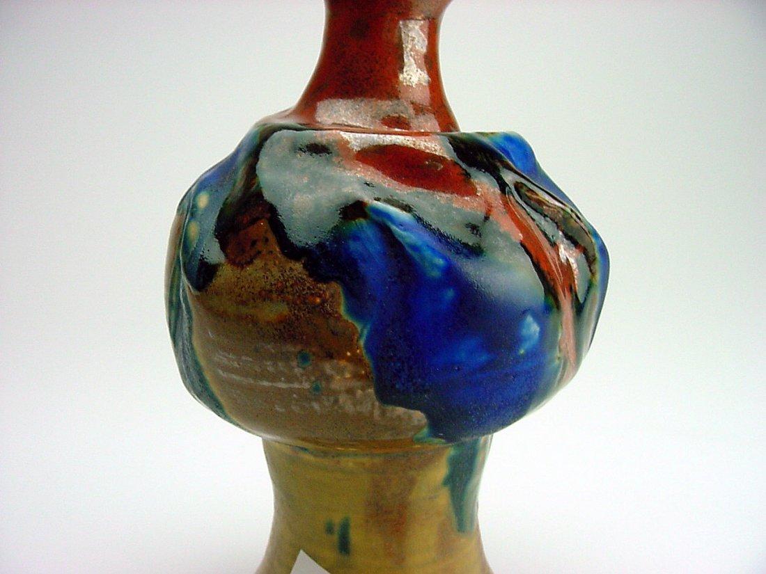 John C. Karrasch (1934-2010) Vase Gold Hill Nevada - 3