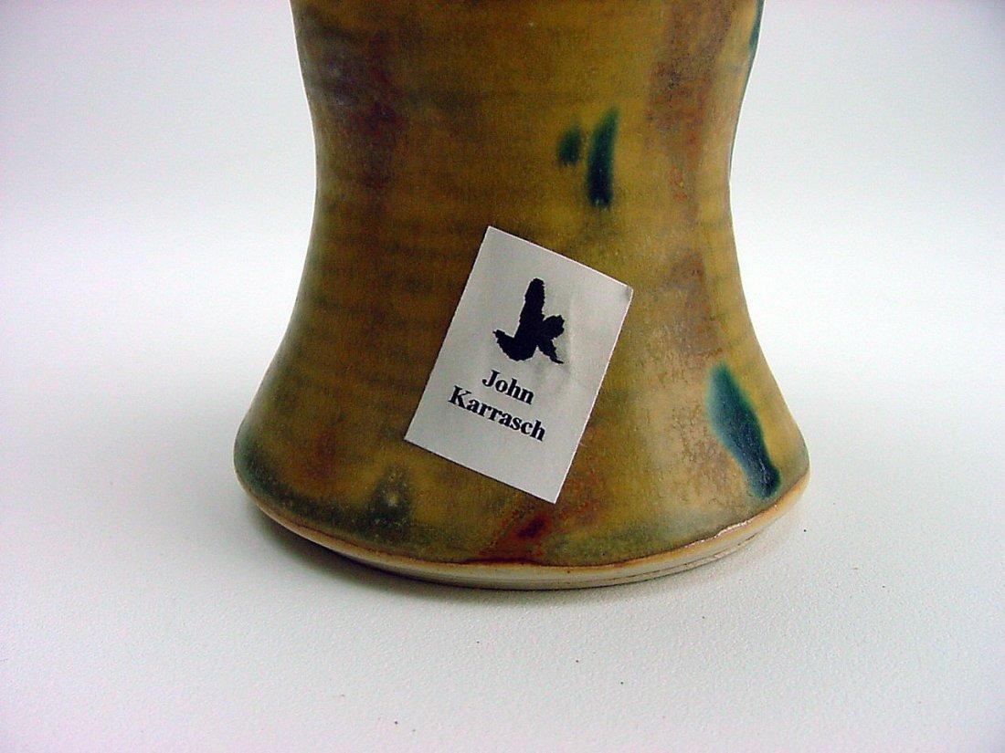 John C. Karrasch (1934-2010) Vase Gold Hill Nevada - 5