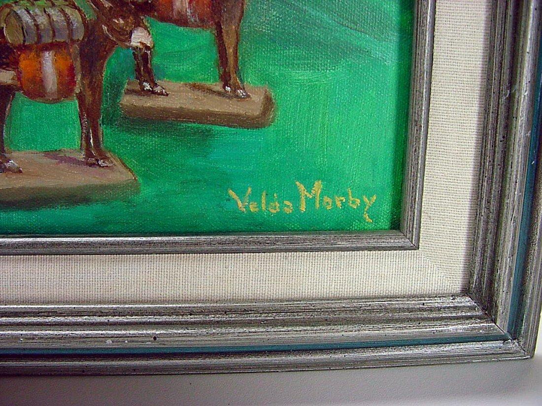 Velda Morby (1908-2008) Still Life #3 Reno Nevada - 2