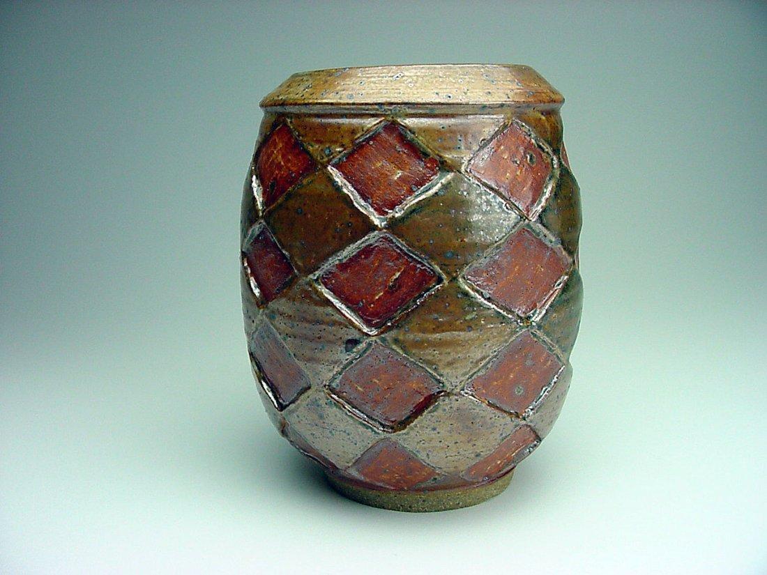 Monte Lee Colgren (1928-2016) Vase Spokane Washington - 2