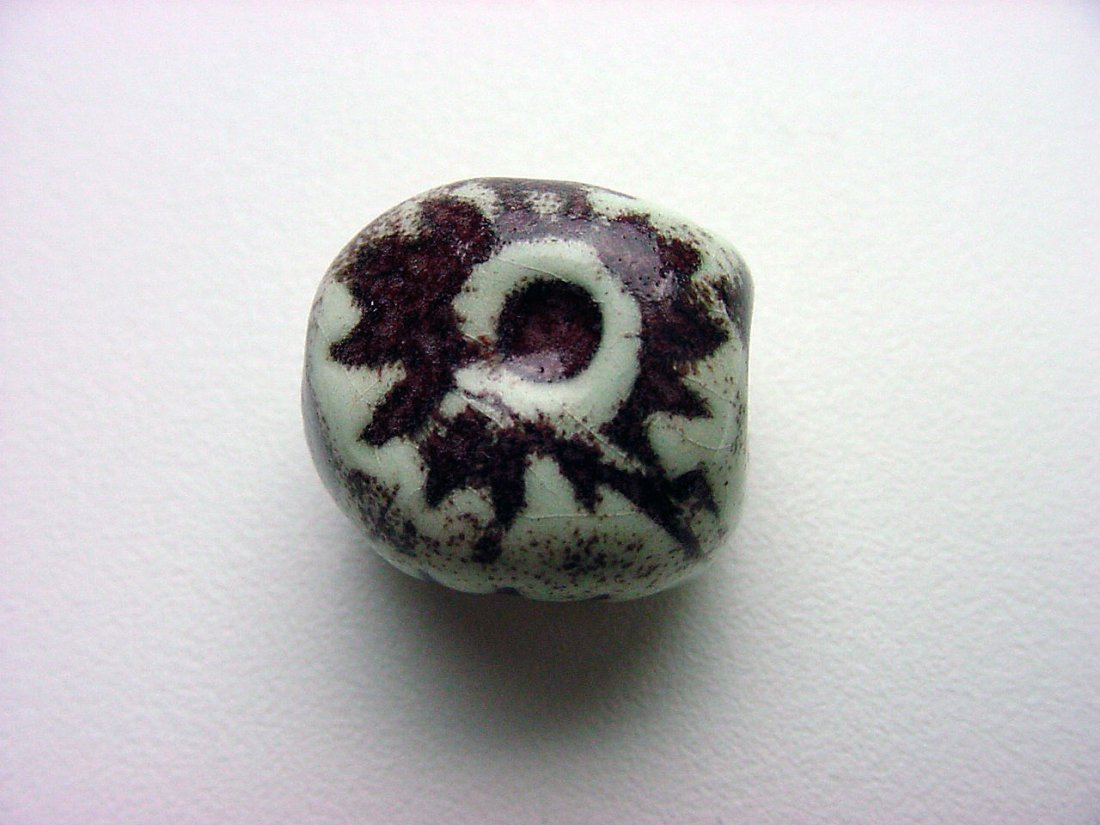 Doyle Lane Pottery Beads lot (3) Los Angeles California - 4