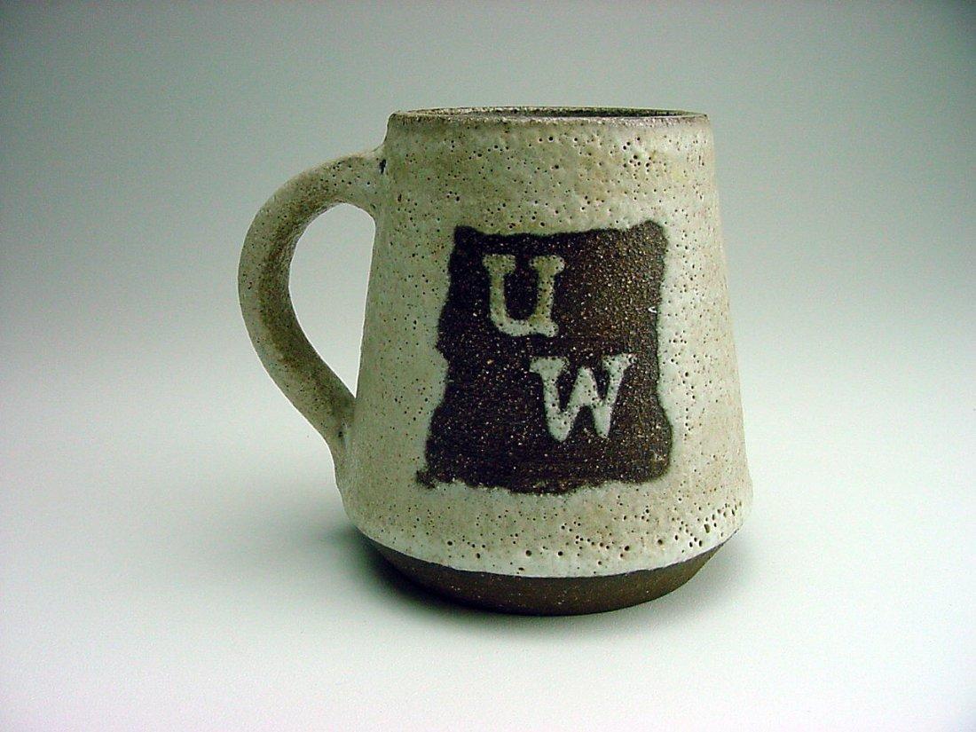 Virginia Weisel (1923-) Drinking Vessel Washington