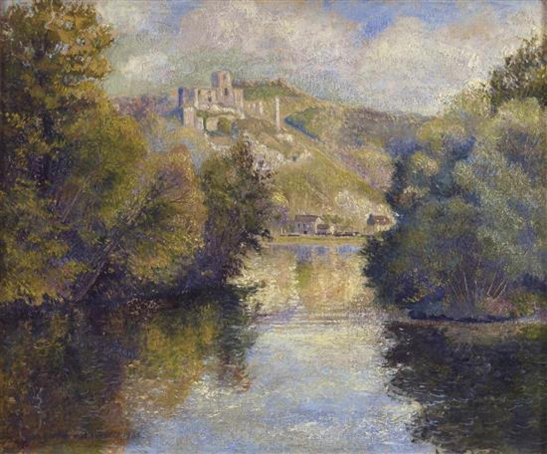 **Georges Manzana-Pissarro 1871-1961 (French) French