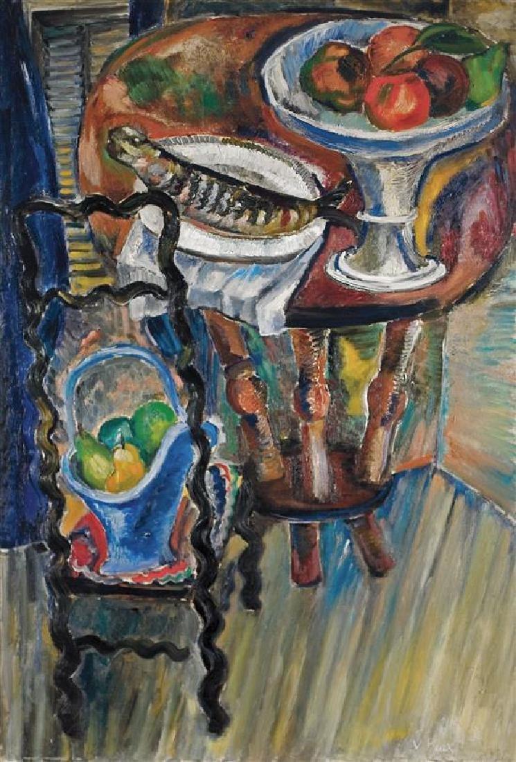 **Valentine Henriette Prax (Zadkine) 1899-1981 (French)