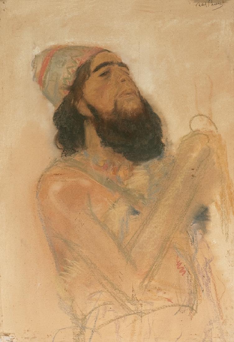 Abel Pann 1883-1963 (Israeli, Latvian)
