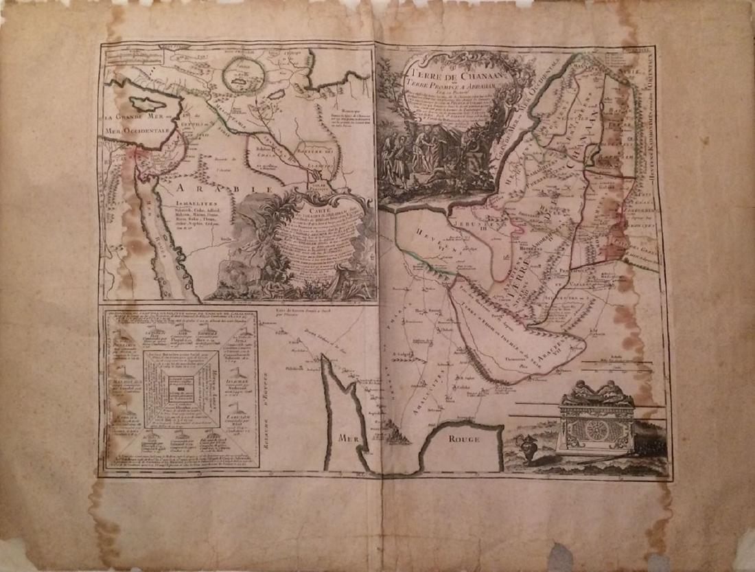 De A. Sanson / Delamarche, C.F 18th century
