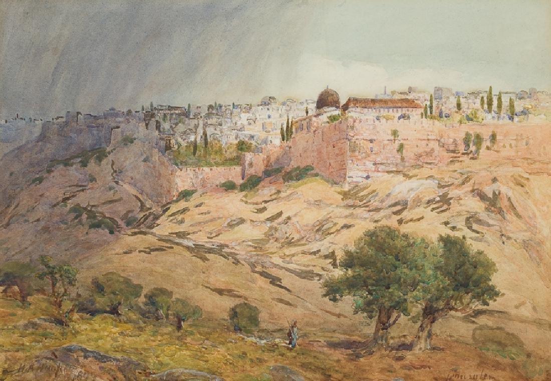 Henry Andrew Harper 1835-1900 (British)