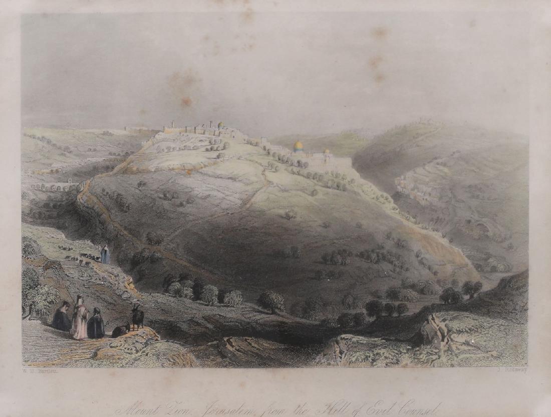 Wiliam Henry Bartlett 1809-1854 (British)