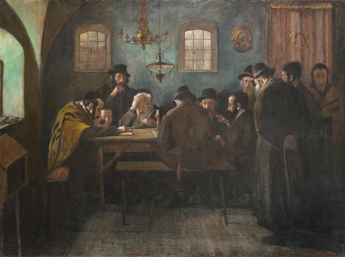 Eastern-European School late 19th century