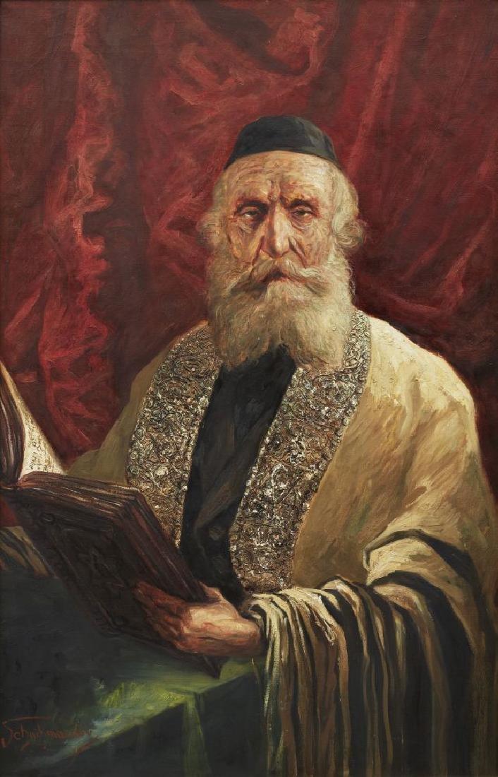 Schachmanov late 19th century