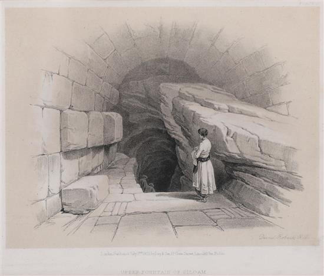 David Roberts 1796-1864 (Scottish) - 3