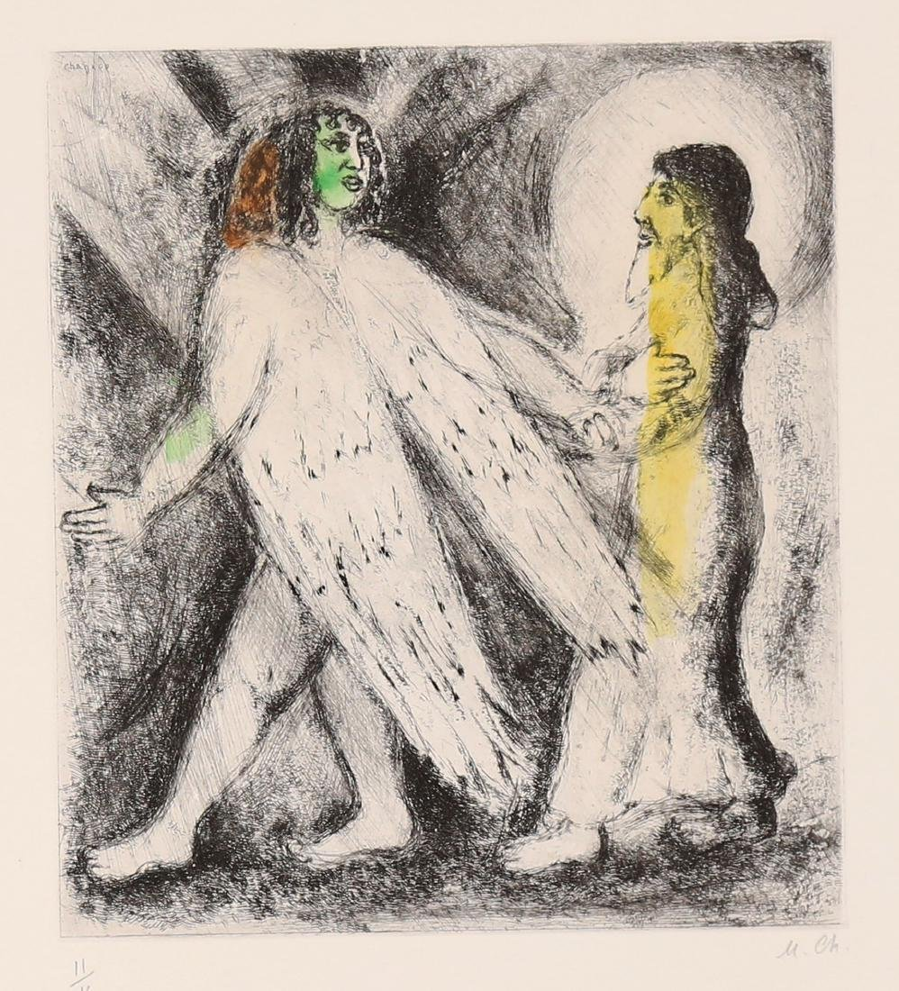 Marc Chagall 1887-1985 (Russian, French)