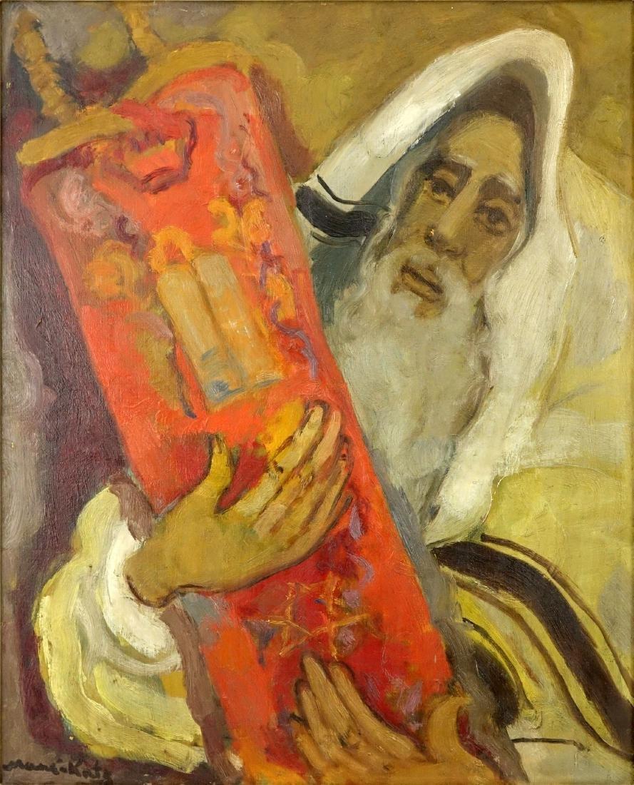 Mane Katz 1894-1962 (Ukrainian, French)