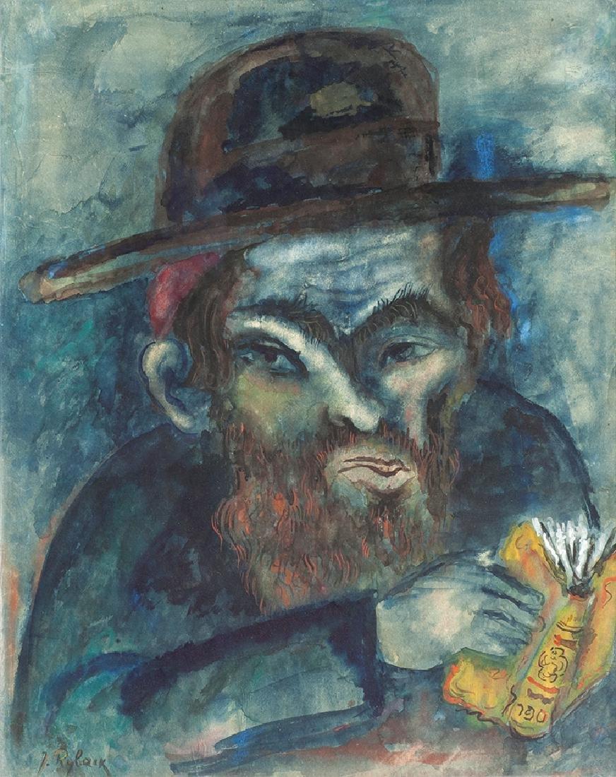 Issachar Ber Ryback 1897-1935 (Ukrainian, French)