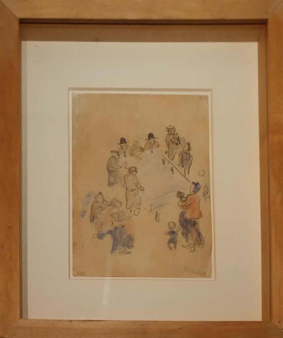 Issachar Ber Ryback 1897-1935 (Ukrainian, French) - 3