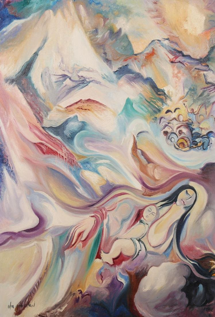 Ofra Friedland b.1959 (Israeli)