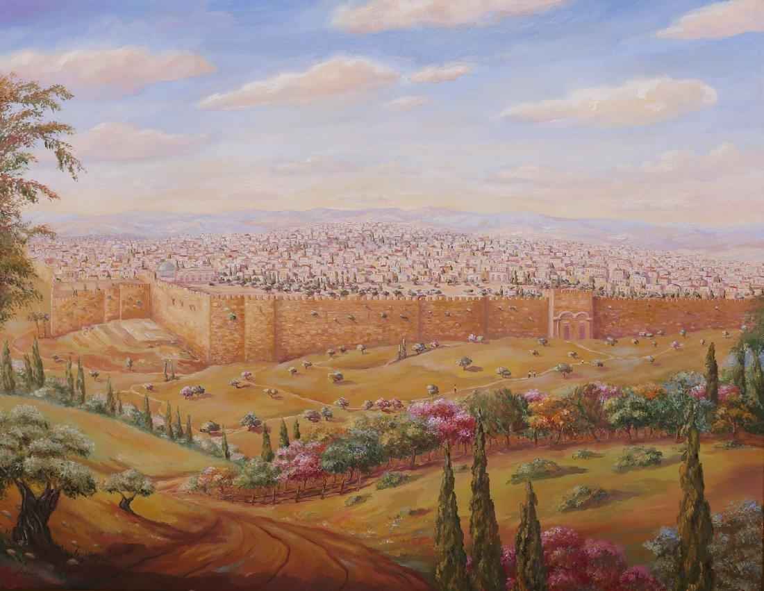 Naomi Sasi b.1992 (Israeli)