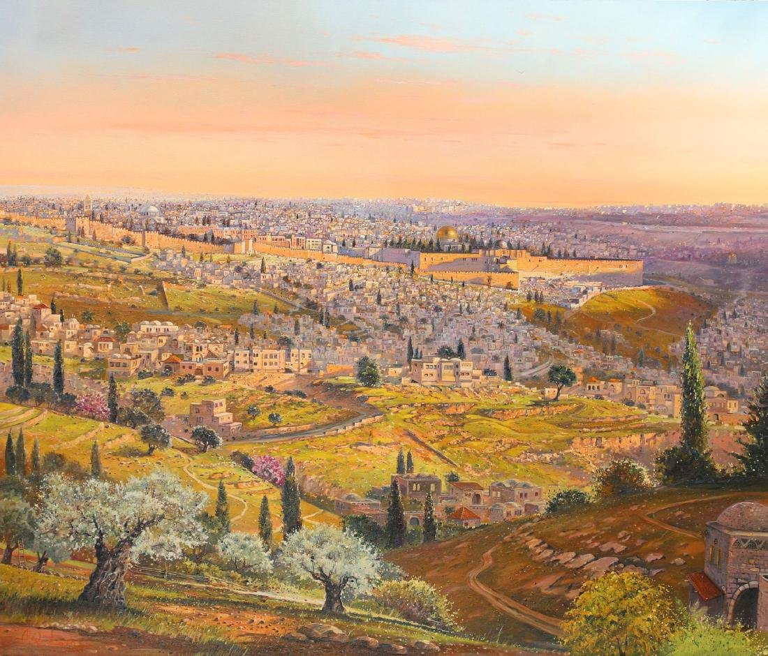 Alex Levin b.1975 (Israeli)