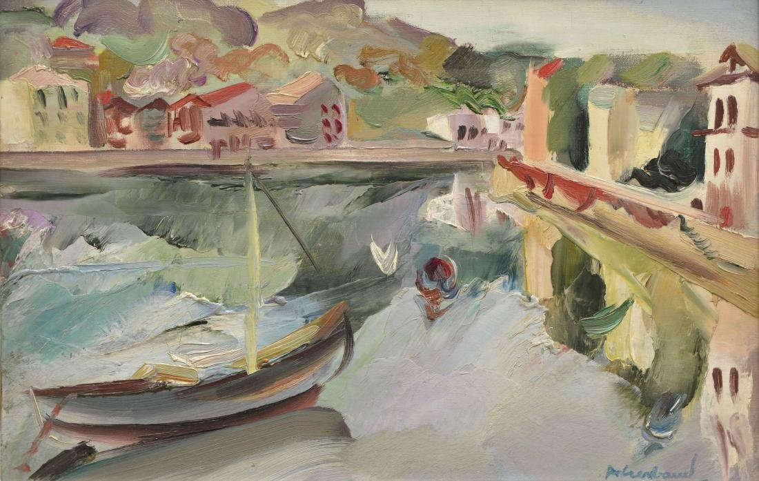 Abel Gerbaud 1888-1954 (French)