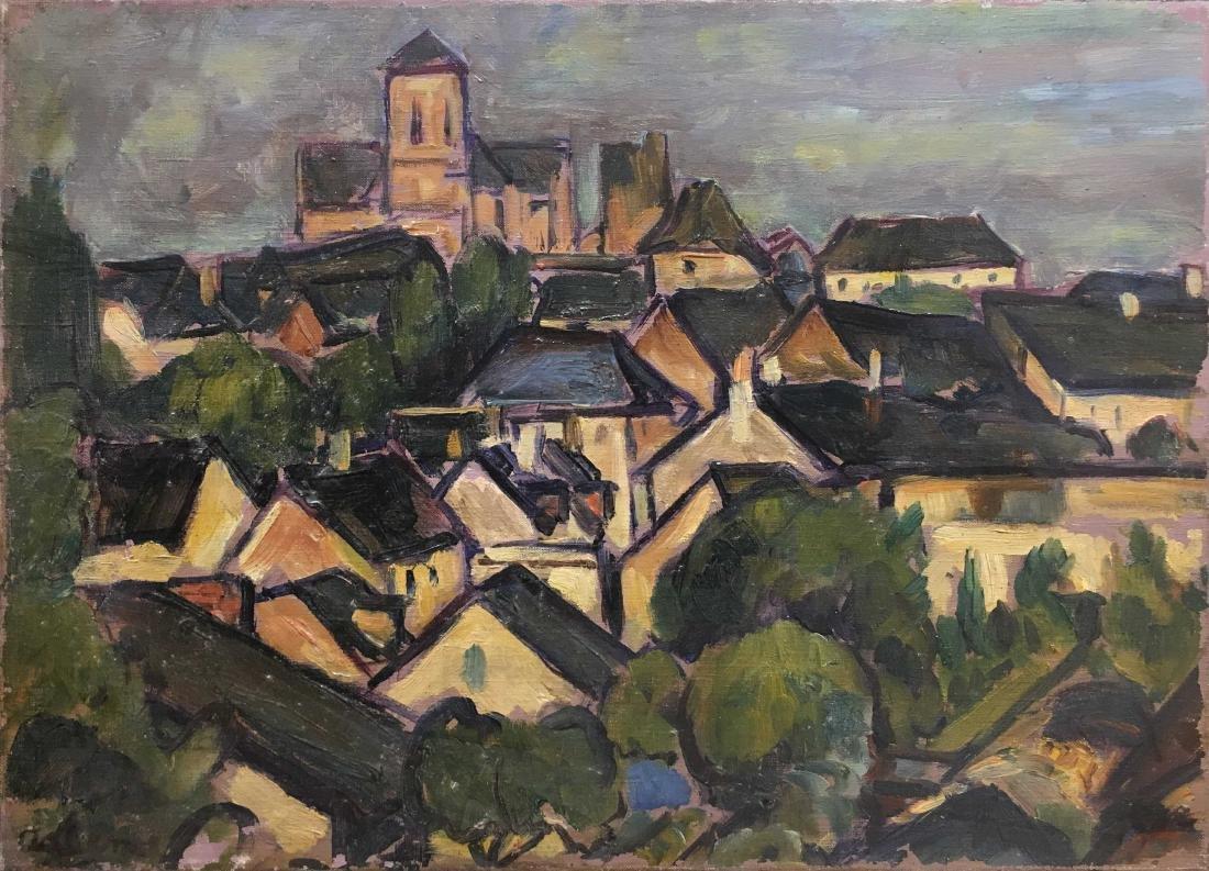 Michel Adlen 1898-1980 (French)