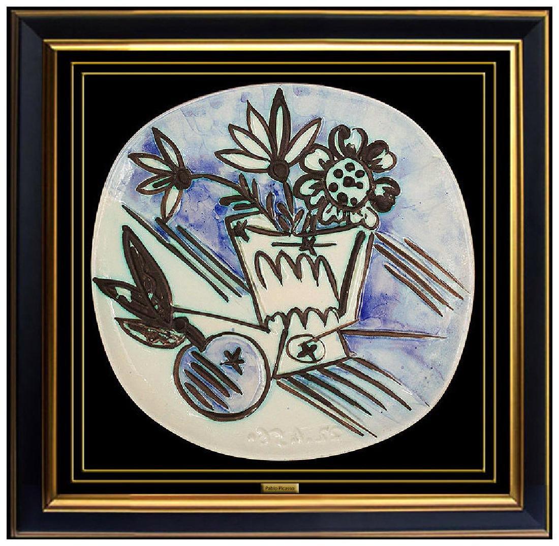 Pablo Picasso 1881-1973 (Spanish)