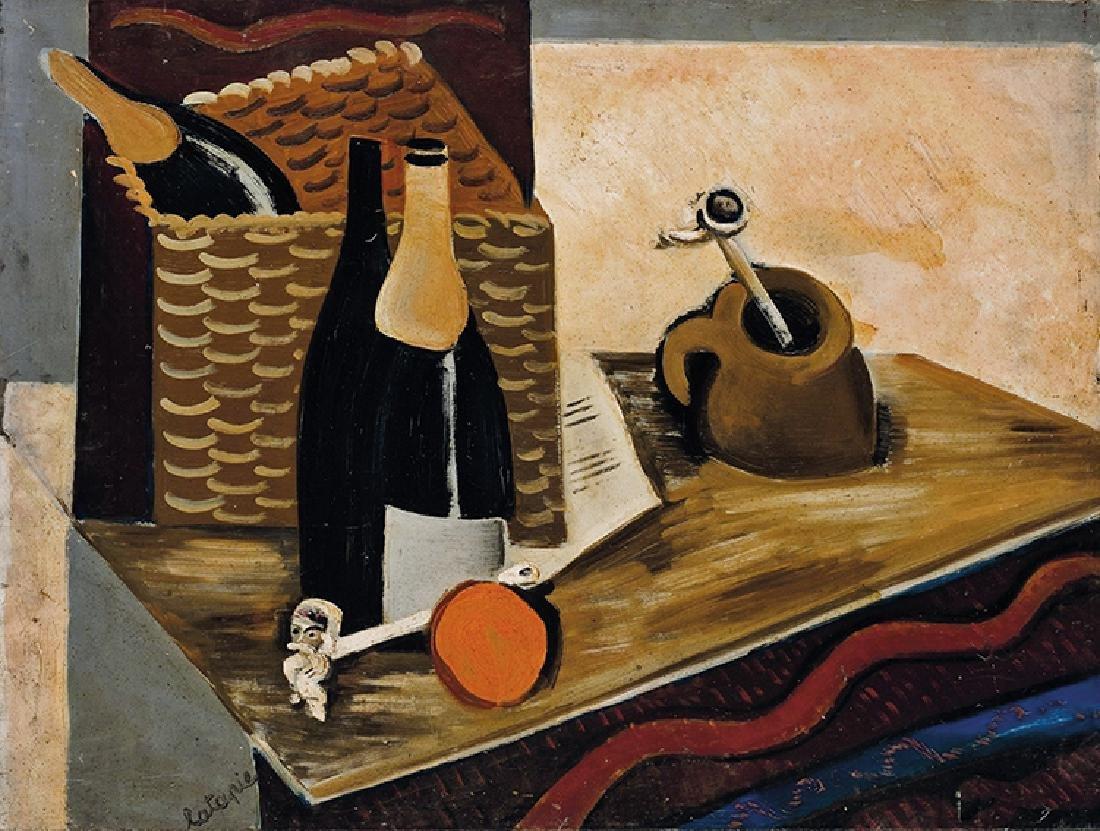 Louis Robert Arthur Latapie 1891-1972 (French)