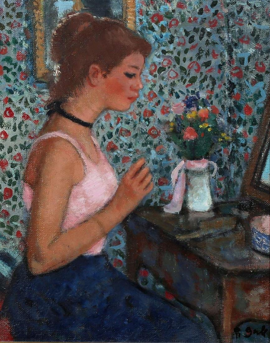 Francois Gall 1912-1987 (French)