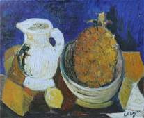 Bernard Lorjou 1908-1986 (French)