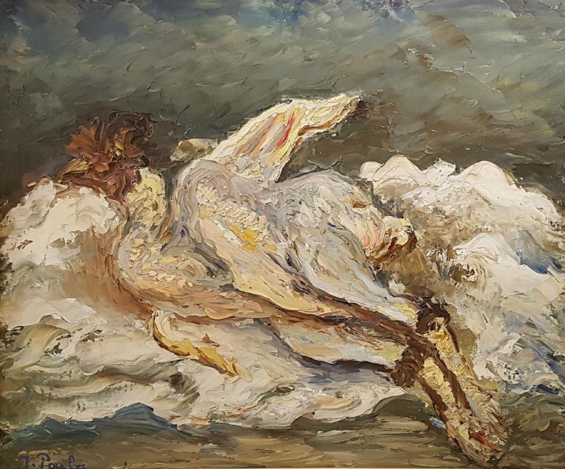Isaac Pailes 1895-1978 (Ukrainian, French)