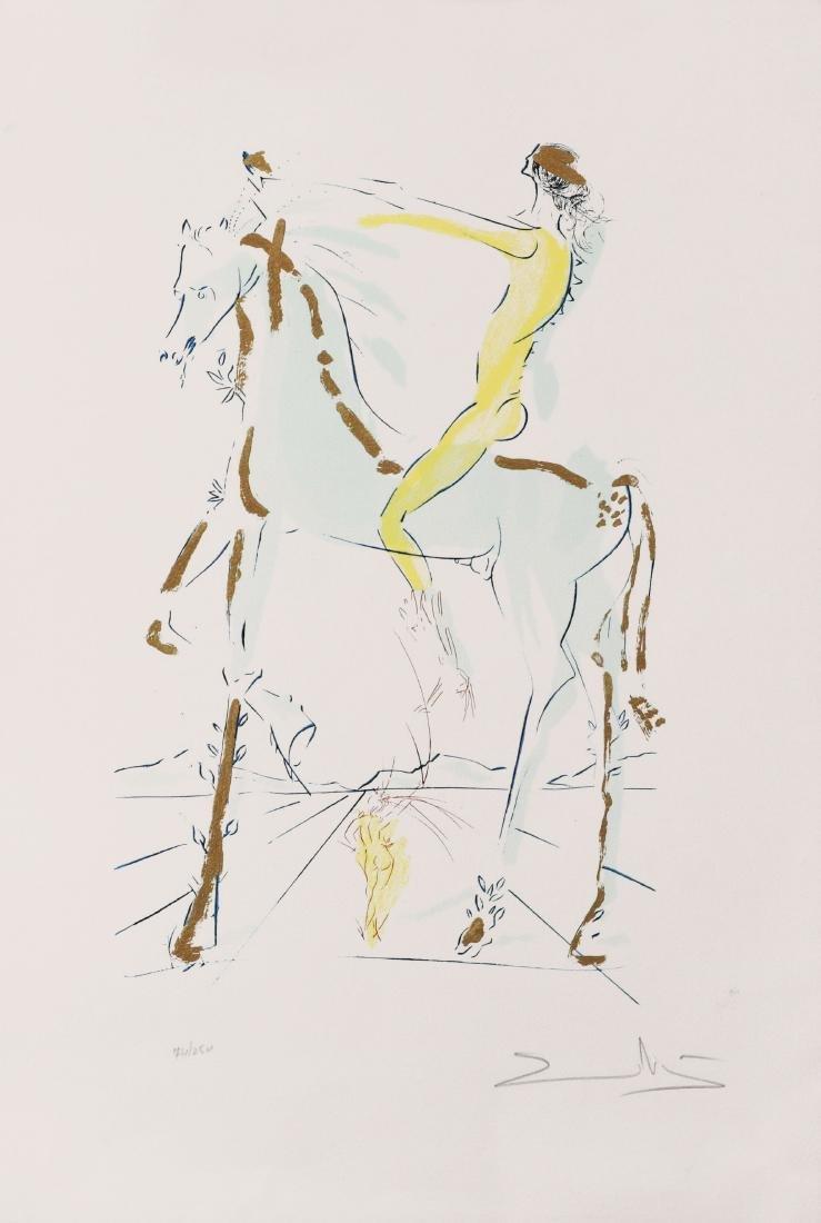 Salvador Dali 1904-1989 (Spanish)
