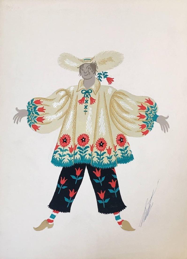 Erte (Romain de Tirtoff) 1892-1990 (Russian, French)