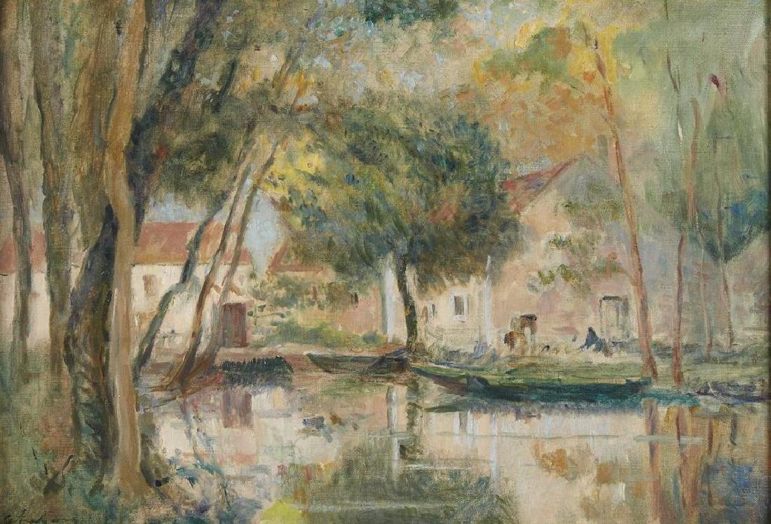 Albert Lebourg 1849-1928 (French)