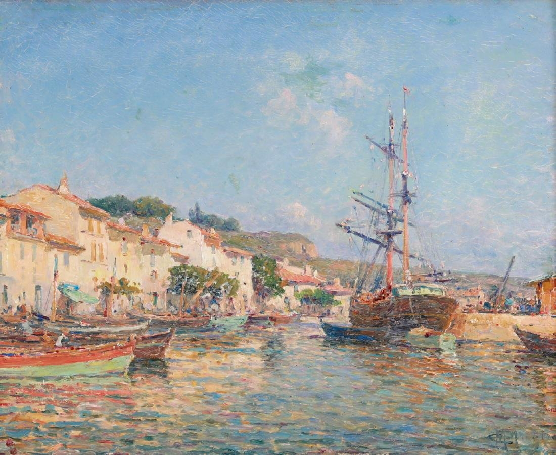 Charles Malfroy 1862-1951 (French)