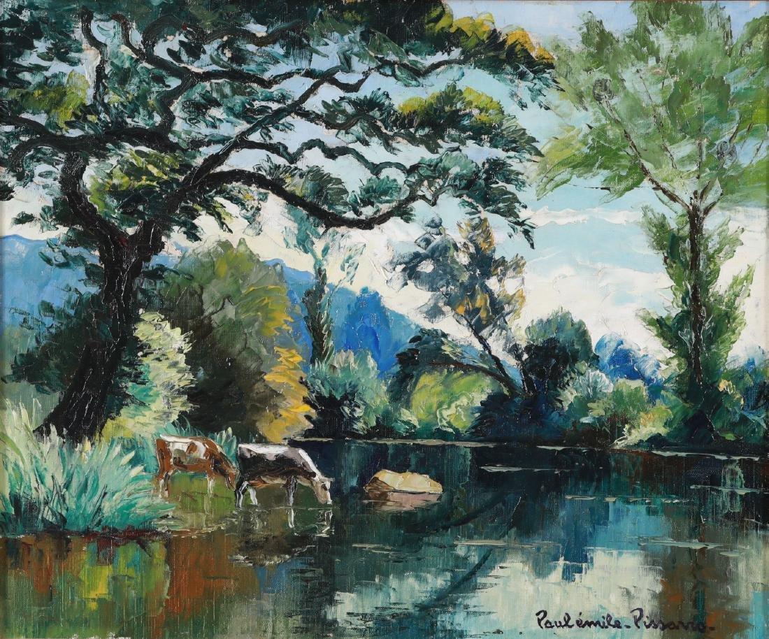 Paul-Emile Pissarro 1884-1972 (French)